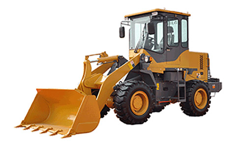 1 Yd Wheel Loader