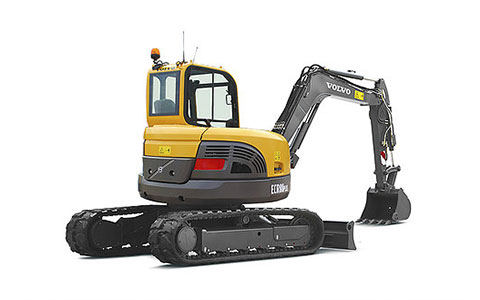 17000 Lb Class Compact Excavator