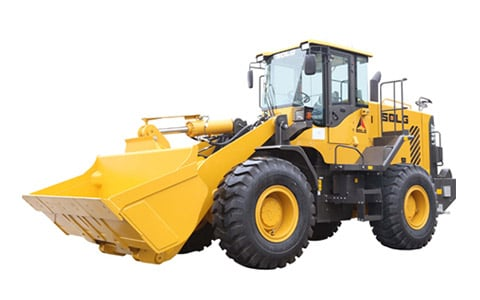 3 Yd Wheel Loader