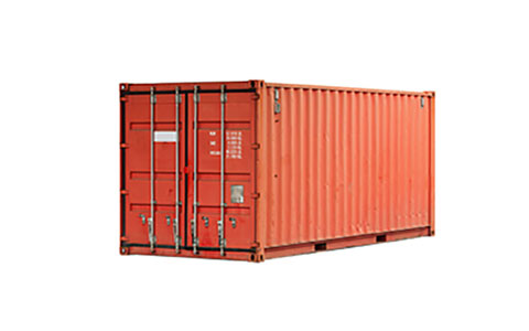 40 Ft Steel Container