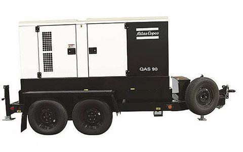 70-79 KW (87-98 KVA) Towable Generator | Partner Rentals