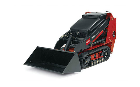 Narrow Track Compact Utility Loader