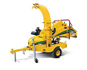6 In Towable Wood Chipper